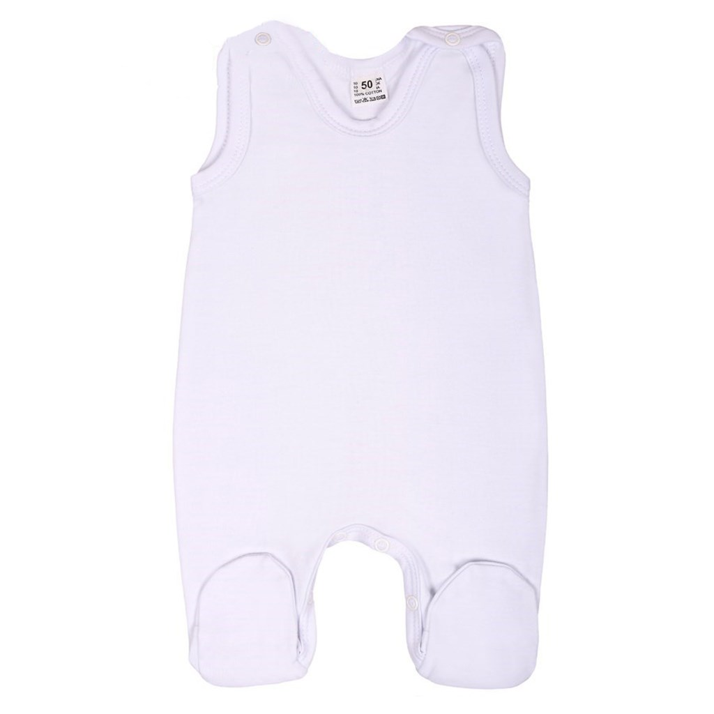 Rugdalózó New Baby Classic fehér