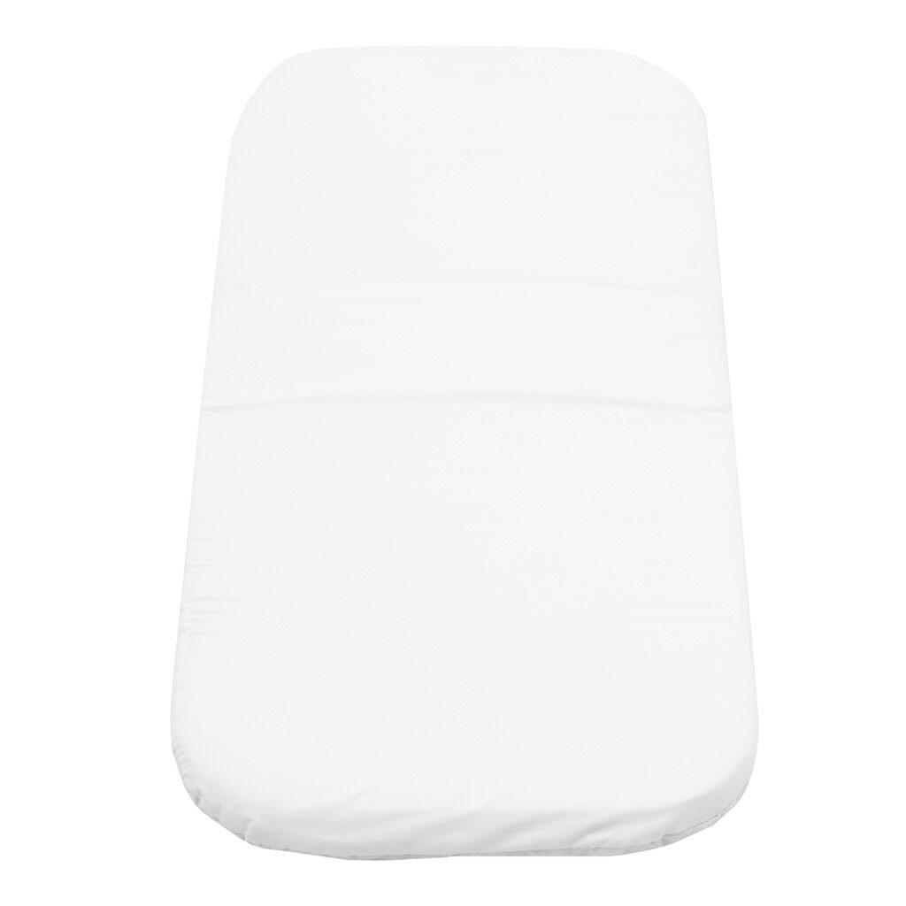 Gyerek habszivacs matrac babakocsiba New Baby 75x35 fehér