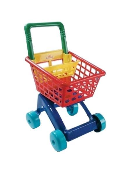 Gyerek bevásárlókosár zöld