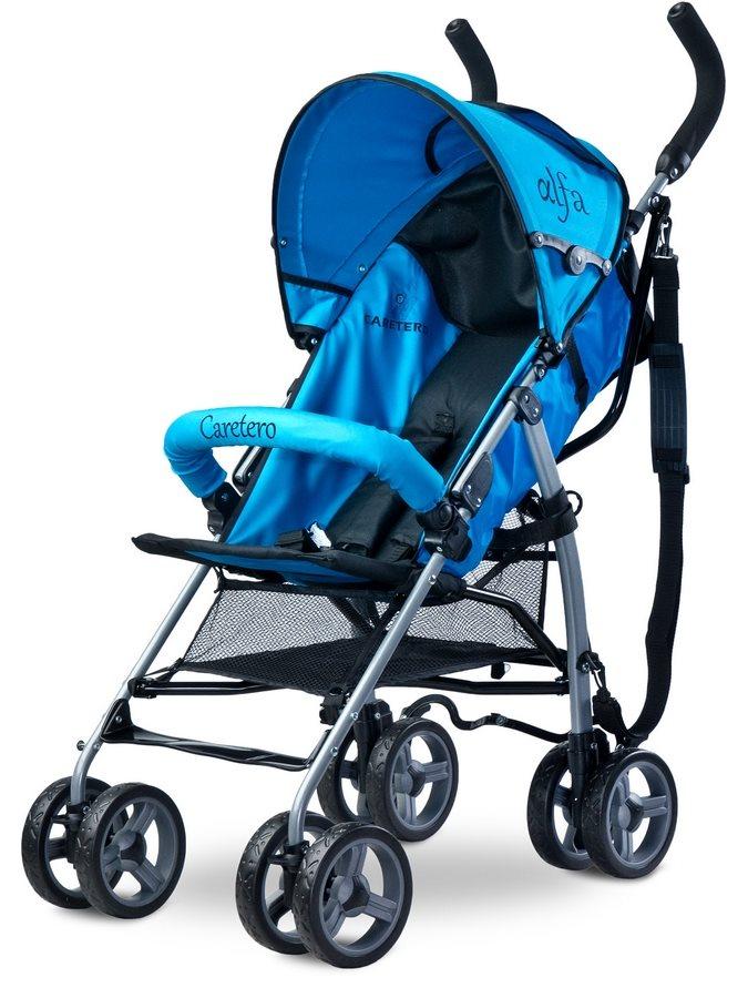 Golf babakocsi CARETERO Alfa 2016 kék
