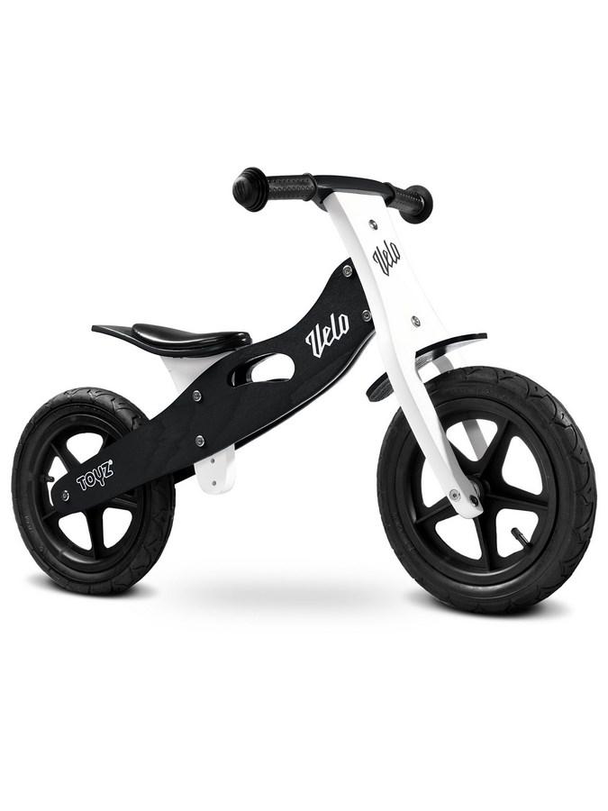 Gyermek lábbal hajtós bicikli Toyz Velo black