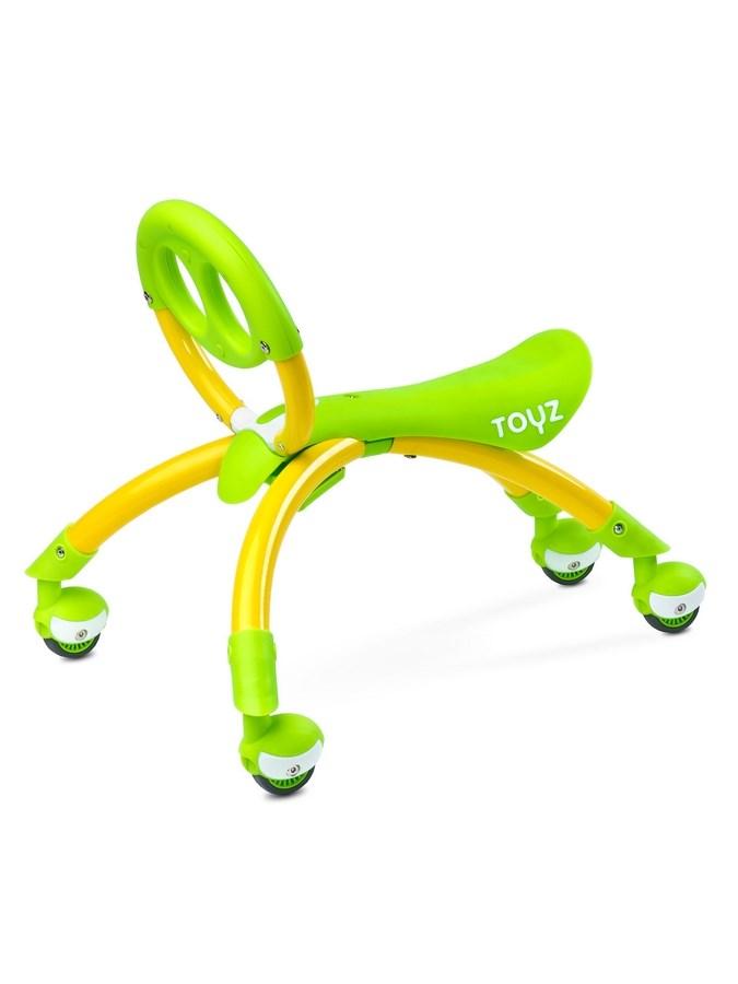 Gyermek jármű 2az1-ben Toyz Beetle green