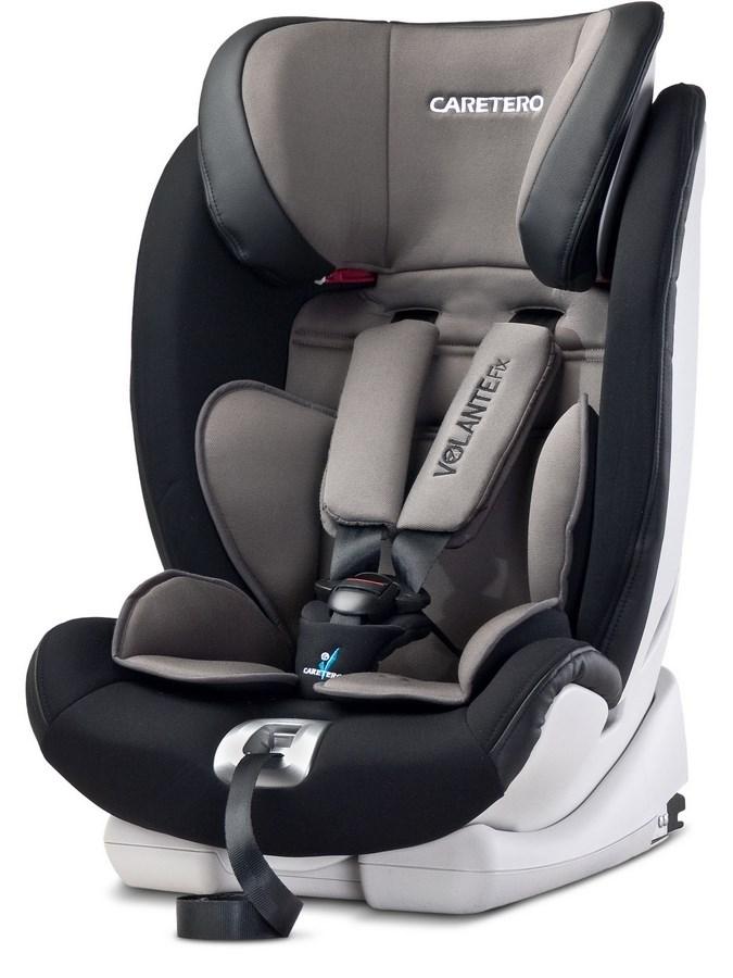 Autós gyerekülés CARETERO Volante Fix graphite 2016