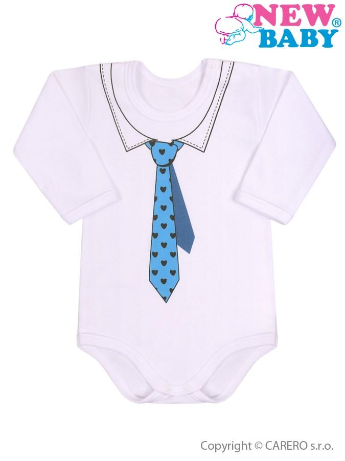 Baba body nyakkendővel New Baby