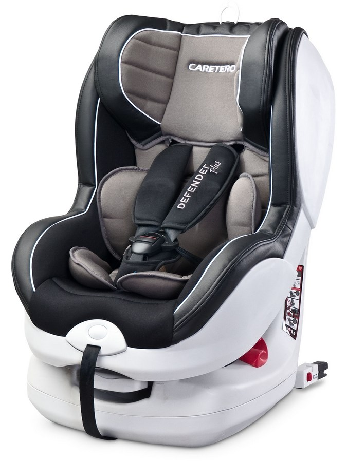 Autós gyerekülés CARETERO Defender Plus Isofix graphite 2016
