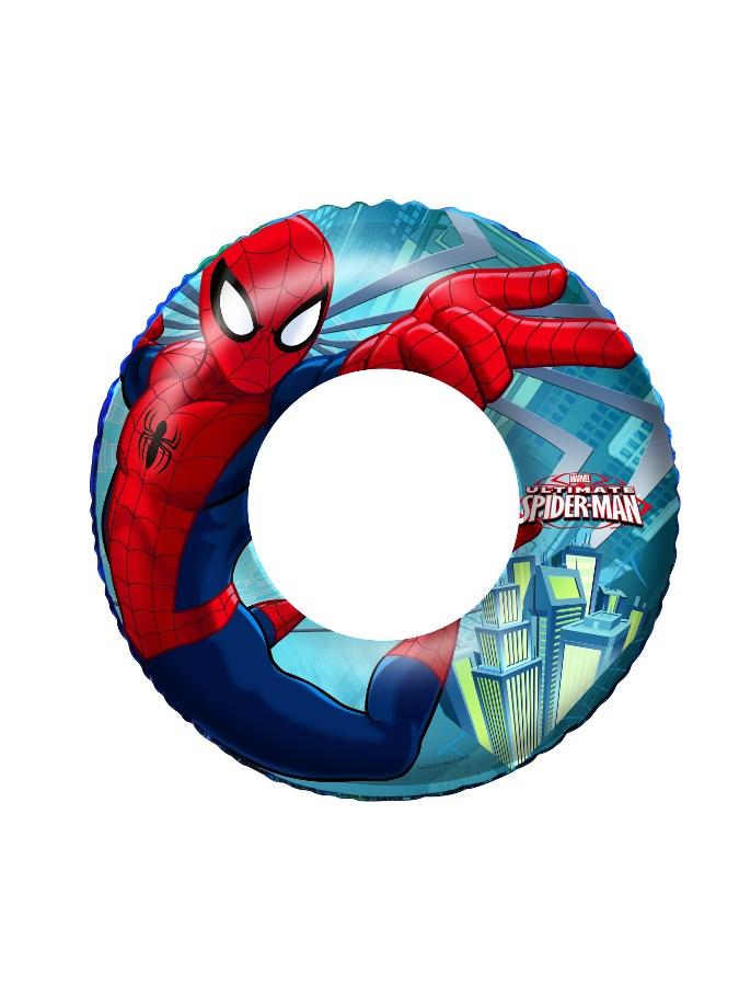 Gyermek felfújható úszógumi Bestway Spider-Man