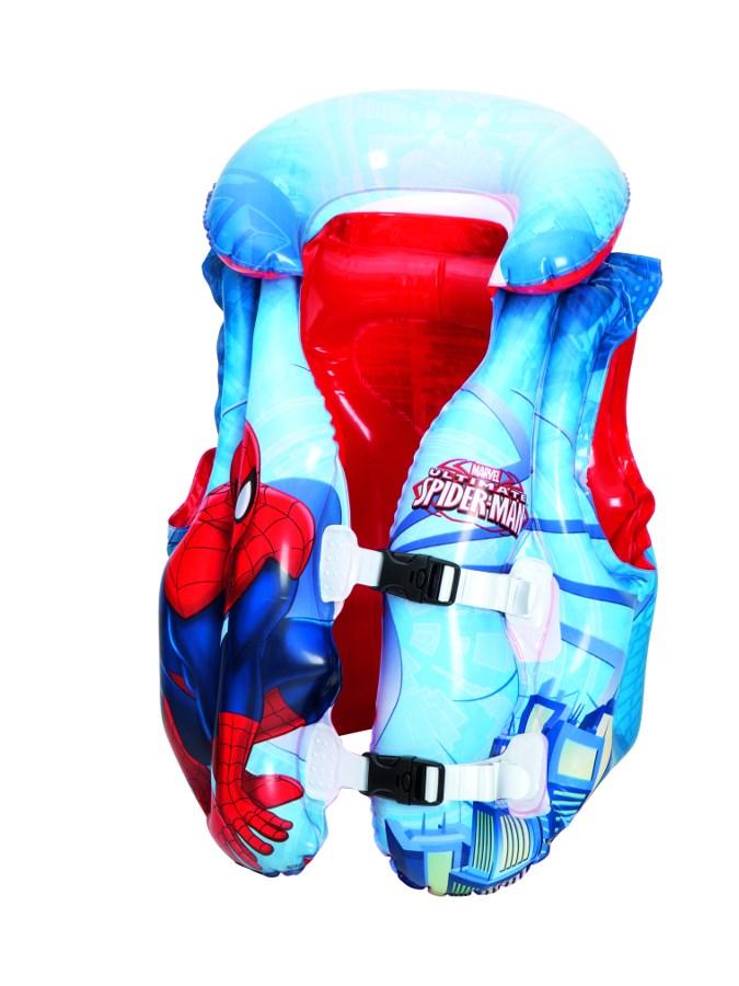 Gyermek felfújható úszómelleny Bestway Spider-Man