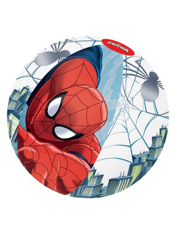 Gyermek felfújható strandlabda Bestway Spider Man