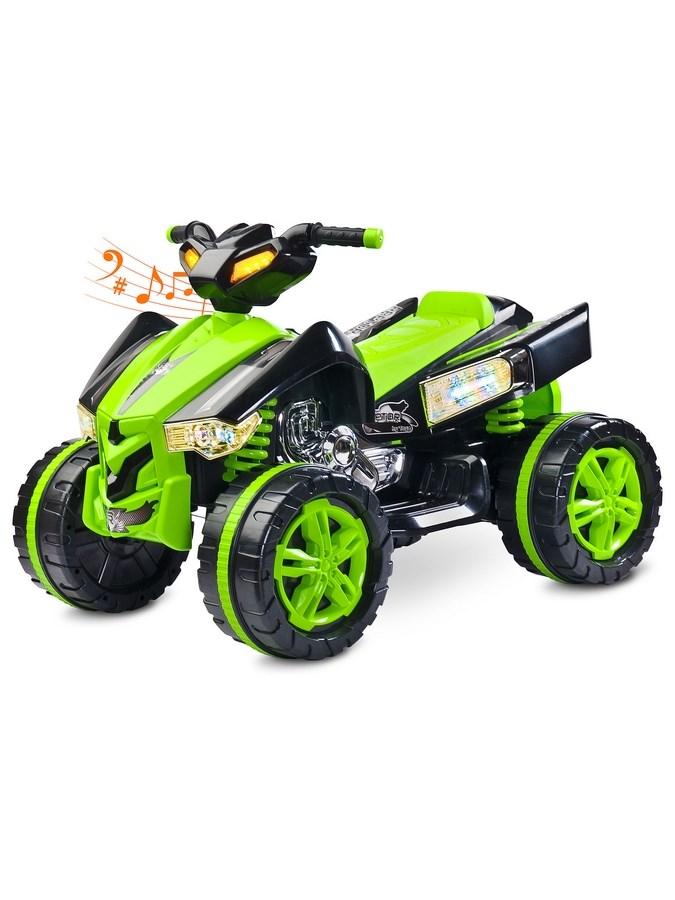 Elektromos négykerekű Toyz Raptor green