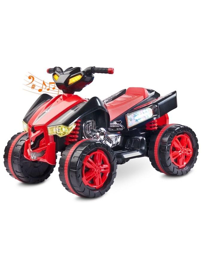 Elektromos négykerekű Toyz Raptor red