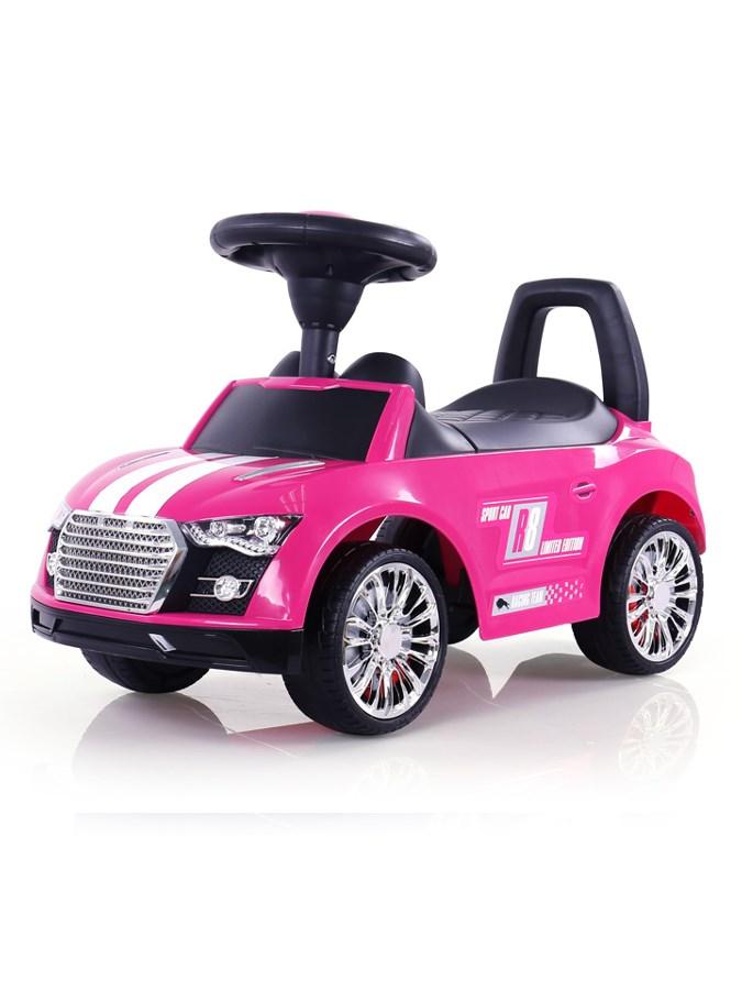 Gyerek futóbicikli Milly Mally Racer pink