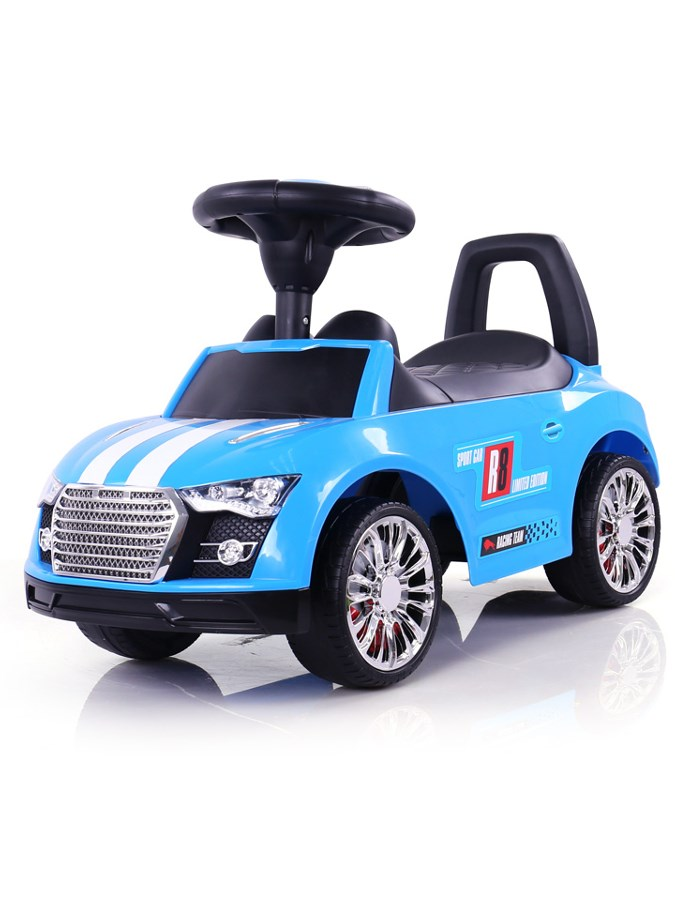 Gyerek futóbicikli Milly Mally Racer blue