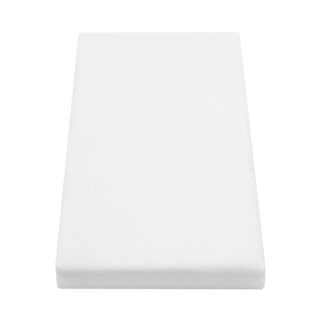 Matrac bölcsőbe New Baby 80x40 hab - kókusz fehér