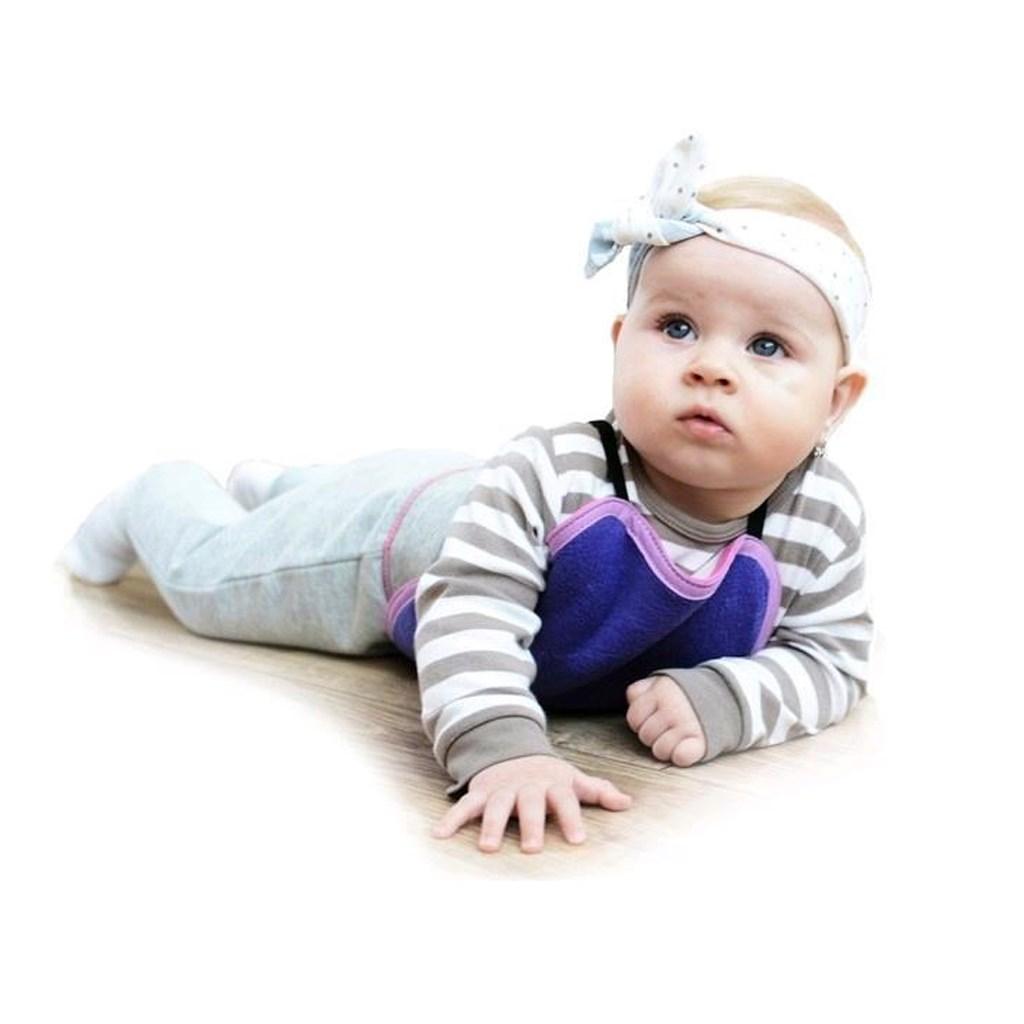 Gyermek mászó alátét VG málna-rózsaszín