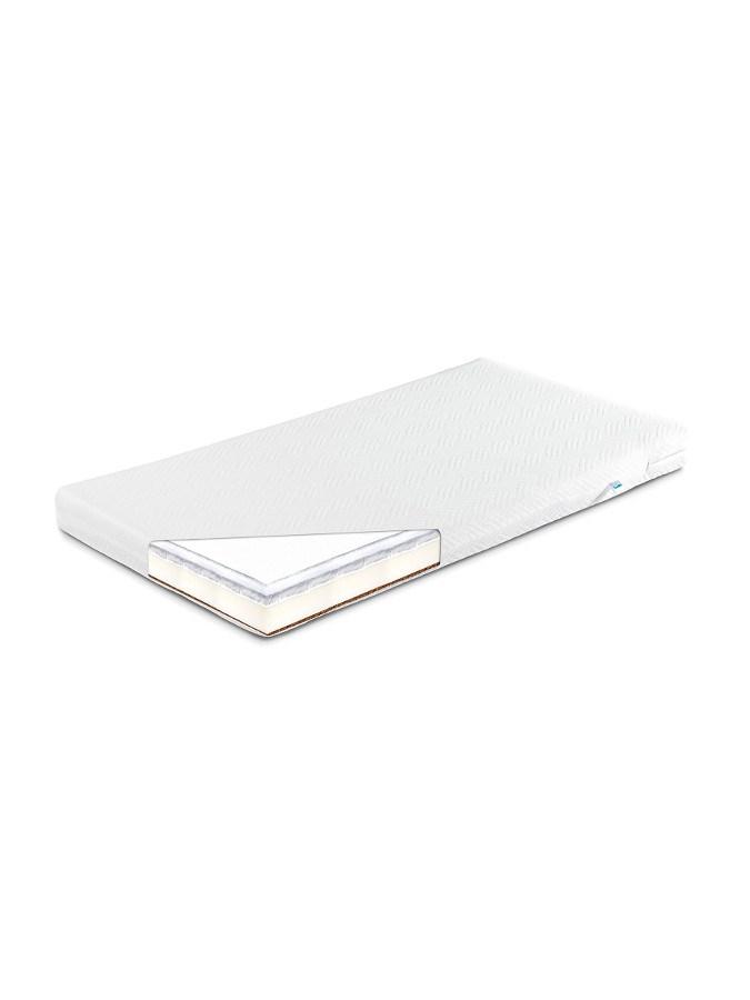 Matrac SENSILLO hajdina-szivacs-kókusz 140x70 cm