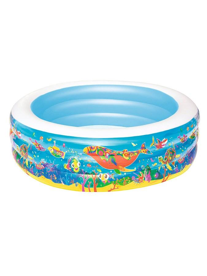 Gyermek felfújhatós medence Bestway óceán