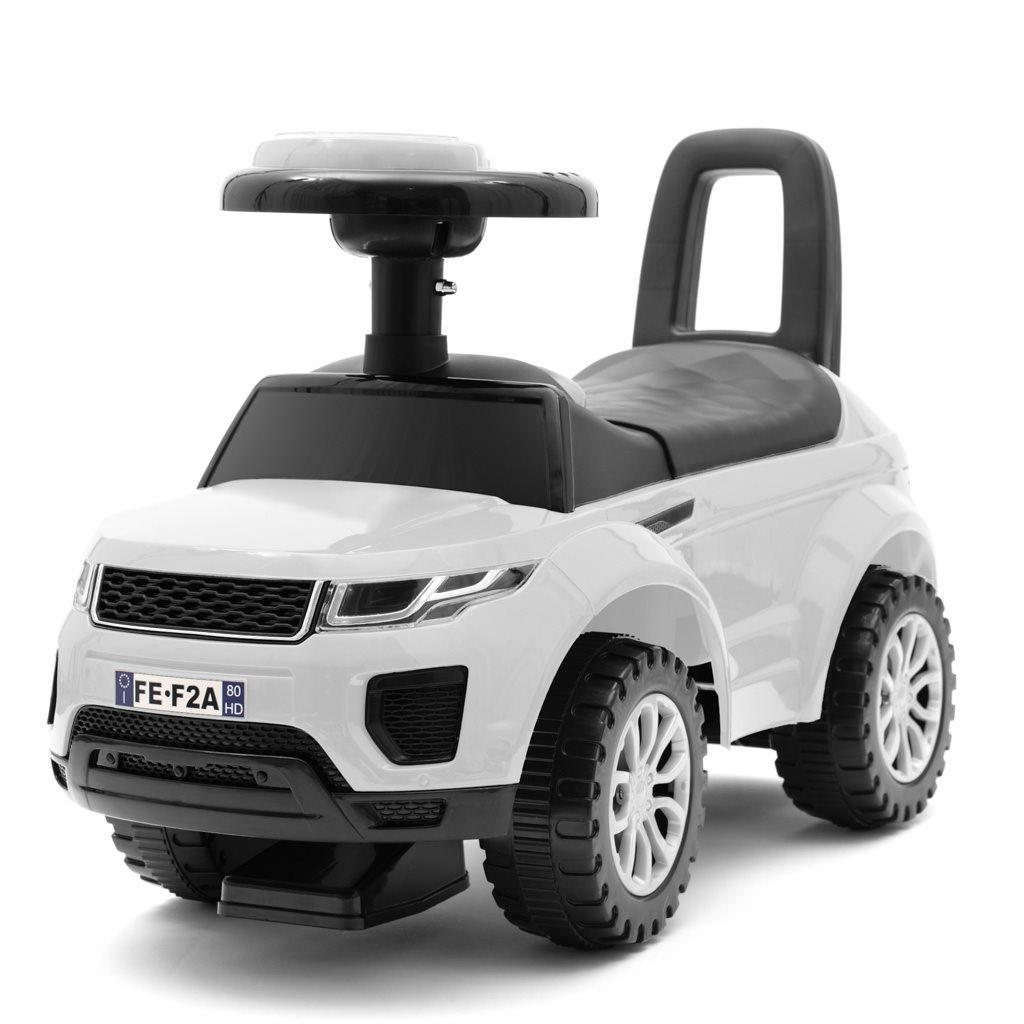 Négykerekű jármű  SUV Baby Mix white