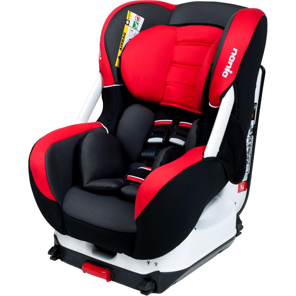 Autós gyerekülés Migo Eris Isofix Premium 2017 red