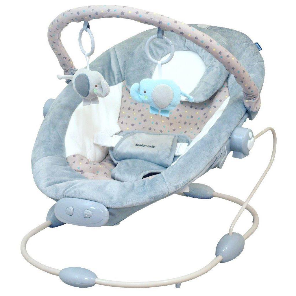 Gyerek pihenőszék Baby Mix grey