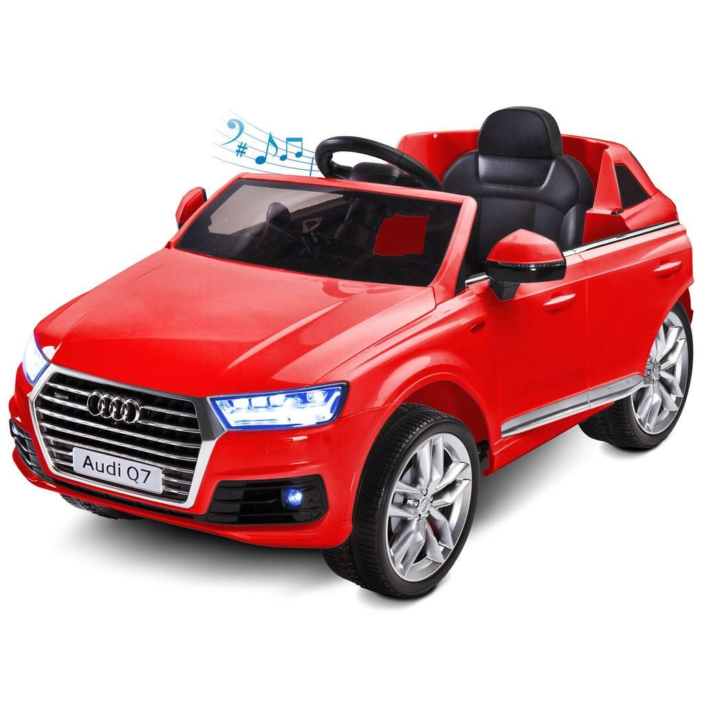 Elektromos autó Toyz AUDI Q7-2 motorral red