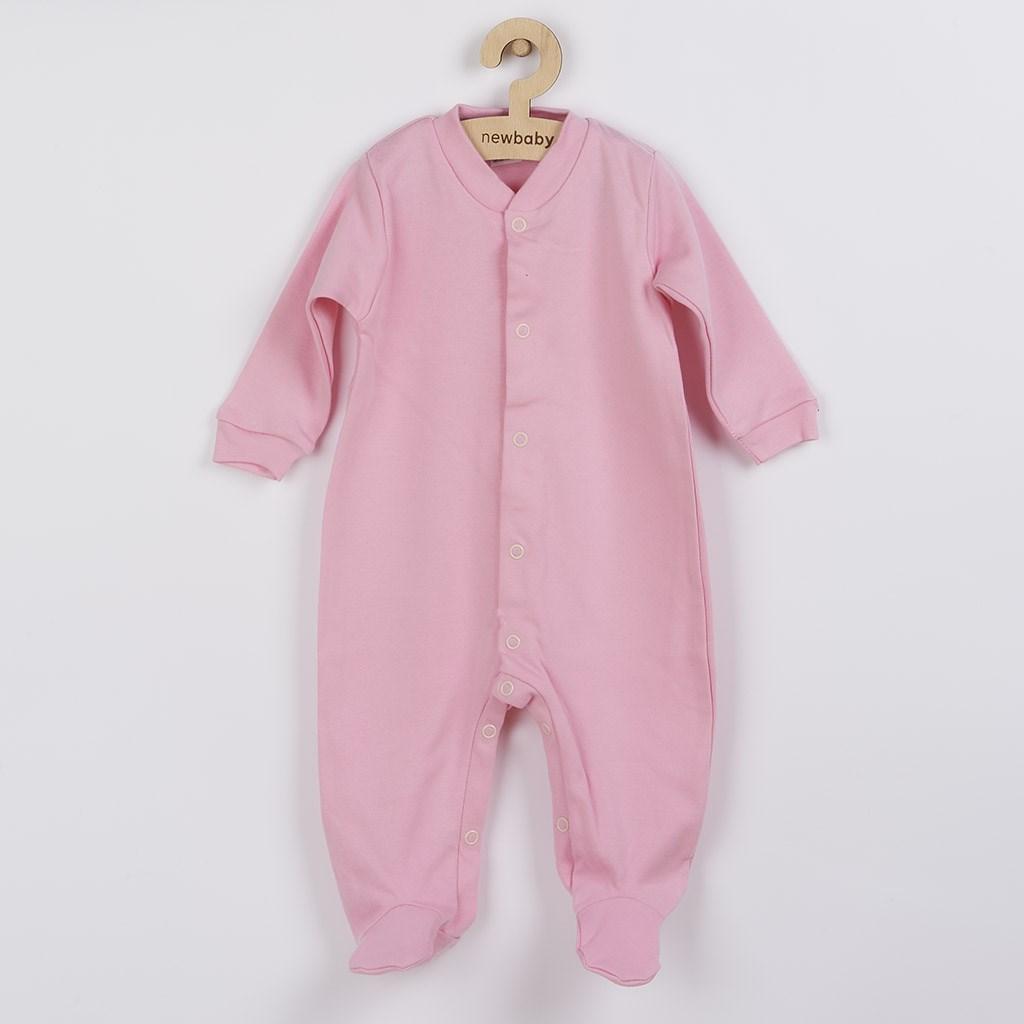 Baba kezeslábas New Baby Classic II rózsaszín