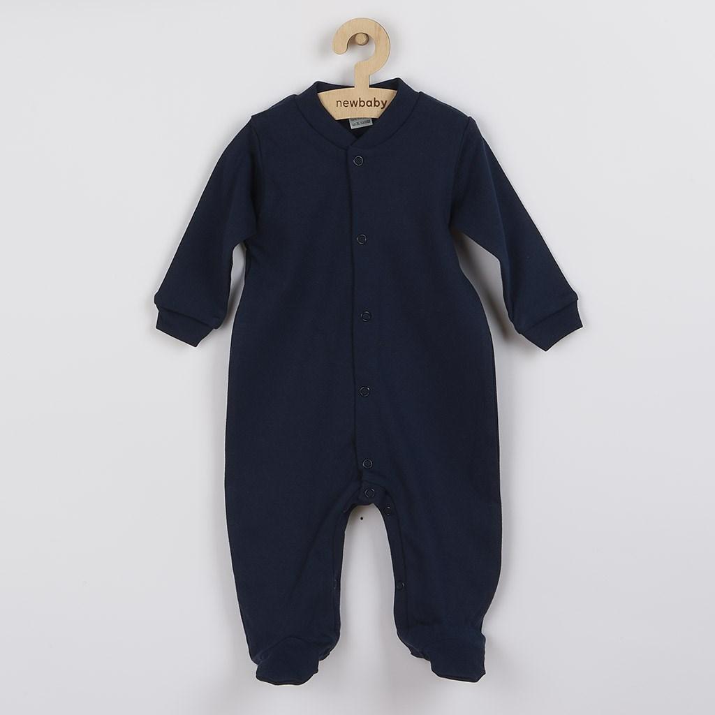 Baba kezeslábas New Baby Classic II sötét kék