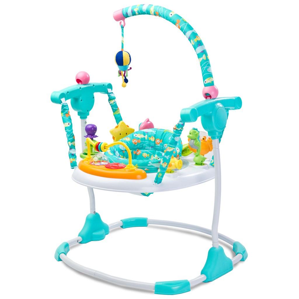 Gyermek interaktív ugráló Ocean Toyz
