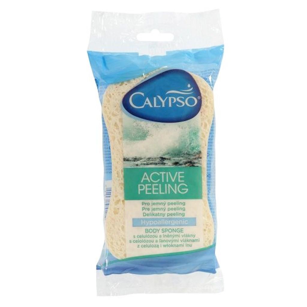 Fürdető szivacs Active peeling Calypso