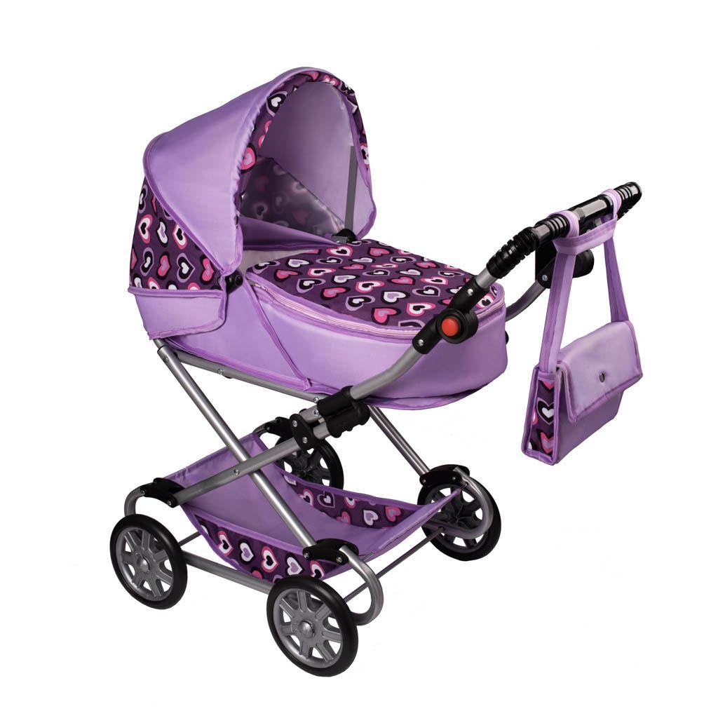Gyermek babakocsi babáknak 2az1-ben New Baby  Andrea