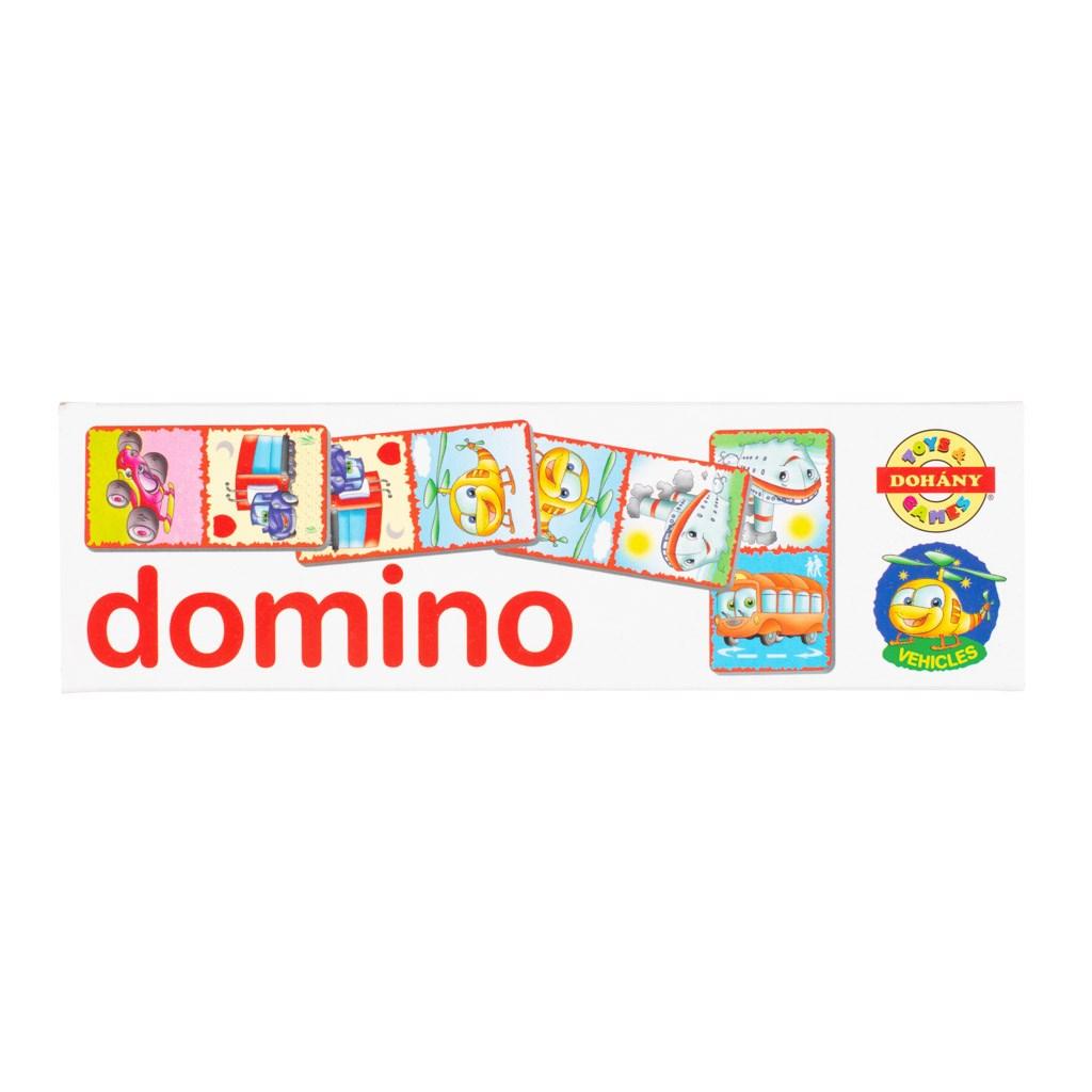 Gyerek dominó Vehicles