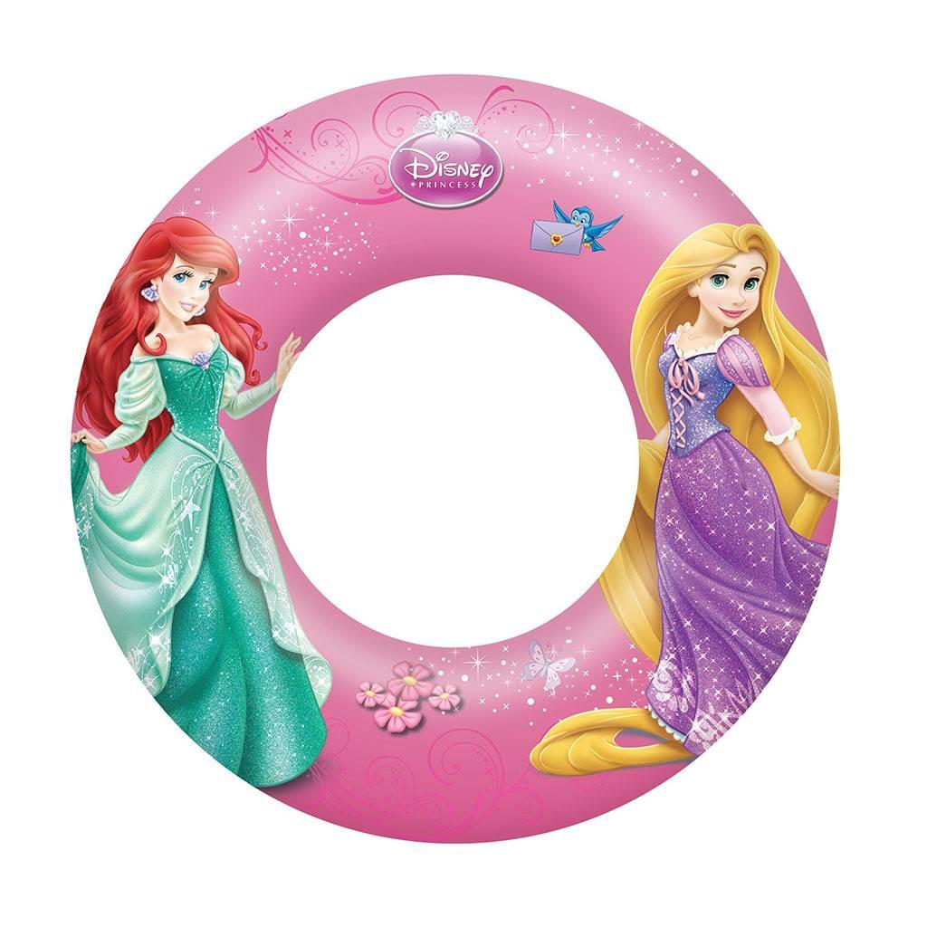 Gyermek felfújható úszógumi Bestway Princess
