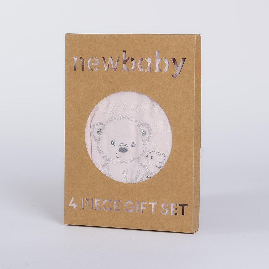 Baba együttes New Baby Sweet Bear rózsaszín
