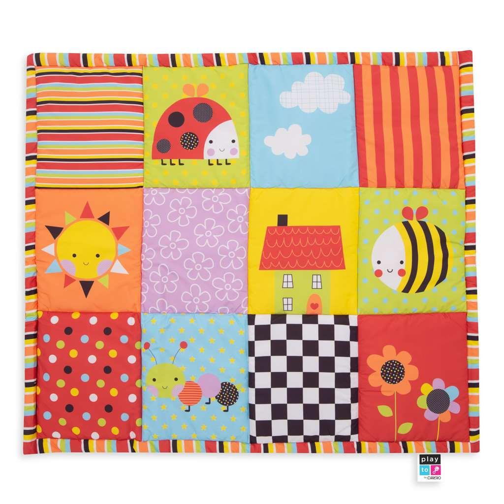 Textil játszószőnyeg PlayTo