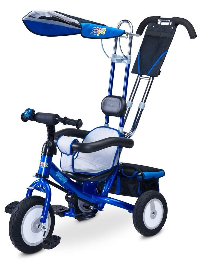Gyerek tricikli Toyz Derby kék