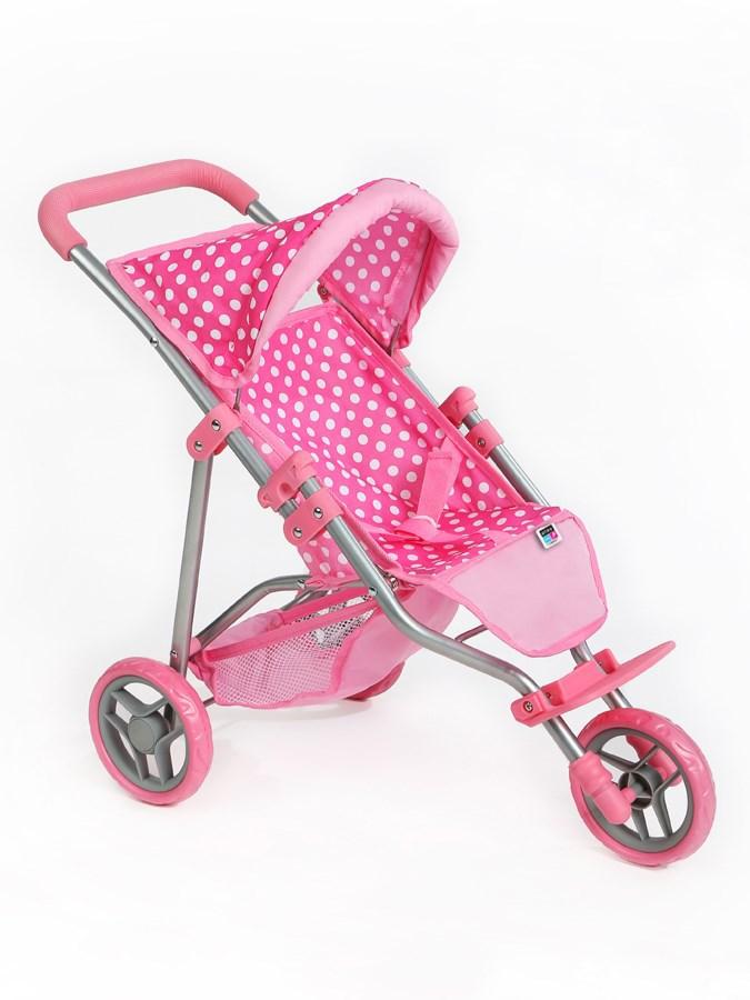 Sport babakocsi babáknak PlayTo Olivie világos rózsaszín