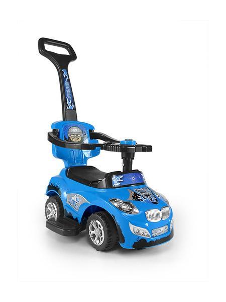 Gyermekjármű 2in1 Milly Mally Happy blue