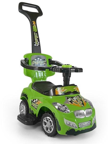 Gyermekjármű 2in1 Milly Mally Happy green