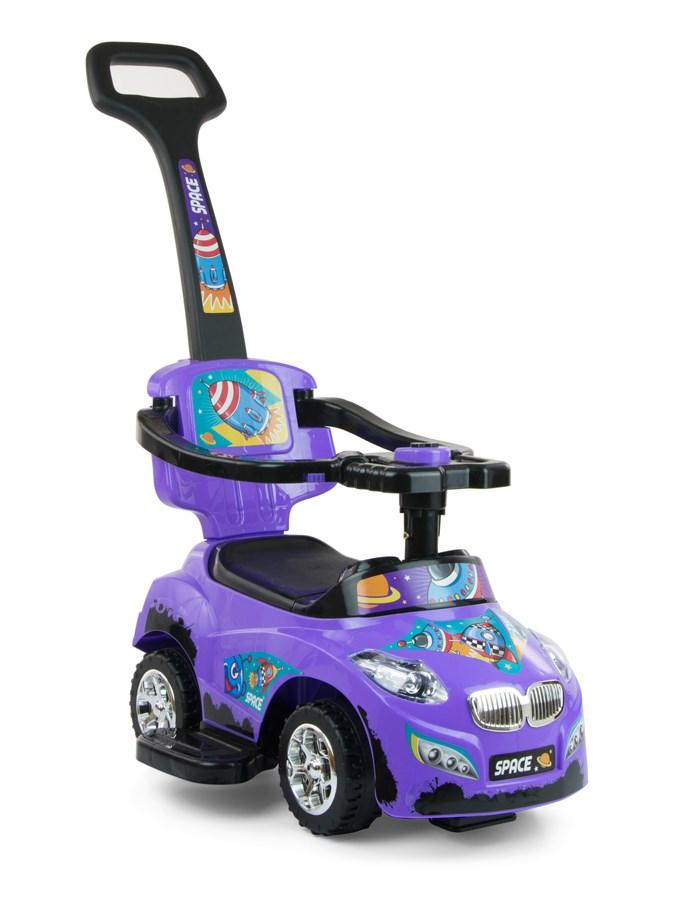 Gyermekjármű 2in1 Milly Mally Happy purple